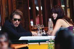 La nueva pareja de Al Pacino.