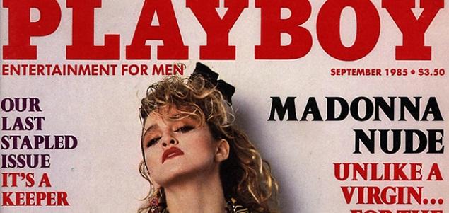 20 celebridades que posaron para Playboy
