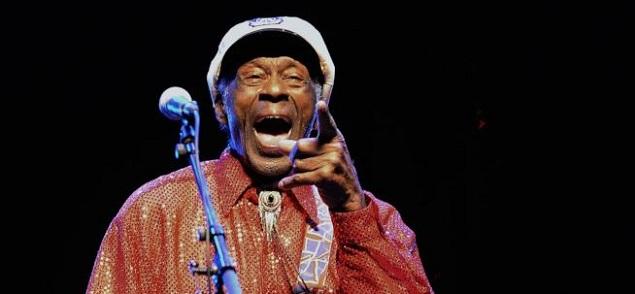 A los 90 años, falleció Chuck Berry