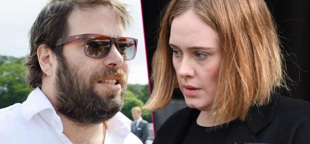 Adele concluye su divorcio