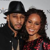 Alicia Keys se convertirá en madre y esposa.