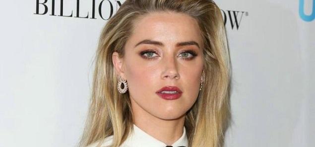 Amber Heard fue amenazada por denunciar a Johnny Depp