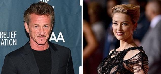 Amber Heard y Sean Penn, ¿nace un romance?