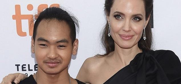 Angelina Jolie le dio a su hijo Maddox un regalo de 116 millones de dólares
