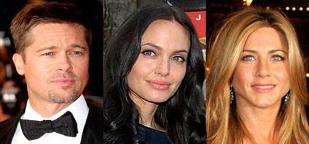 Angelina Jolie le prohíbe a Jennifer Aniston tener contacto con sus hijos