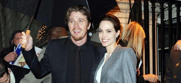 Angelina Jolie se olvida de Brad Pitt, su nuevo amor sería Garrett Hedlund