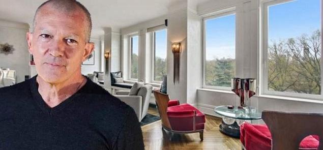 Antonio Banderas vende su apartamento de NY