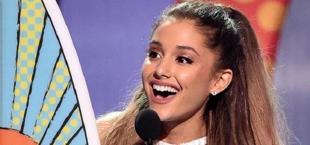 Ariana Grande como los Beatles: primero, segundo y tercer puesto en el ranking