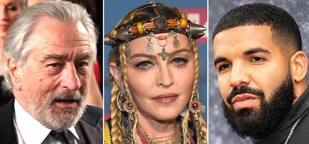 Ataque de hackers contra bufete de abogados: estrellas en alerta, de Lady Gaga a Robert De Niro