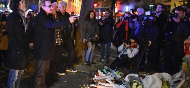 Atentados de París: U2, Foo Fighters y Coldplay cancelan conciertos