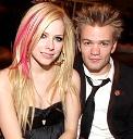 El divorcio de Avril Lavigne.