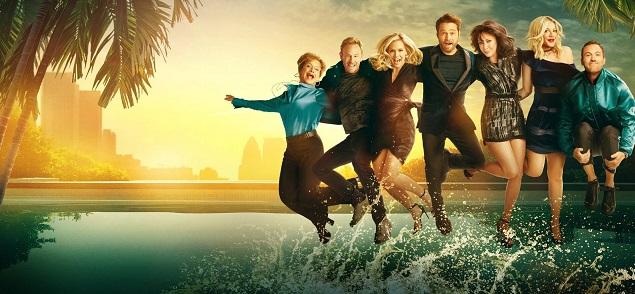 Beverly Hills 90210: el revival fue cancelado después de la primera temporada