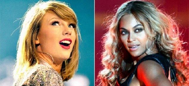 Beyoncé le gana a Taylor Swift en el ranking de los más generosos del 2016