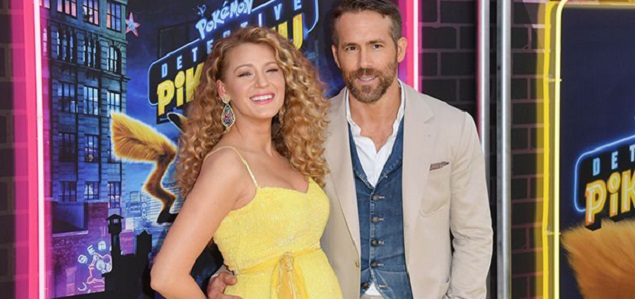 Blake Lively está embarazada