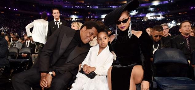 Blue Ivy tras los pasos de su madre Beyoncé: es la nominada más joven a un Grammy