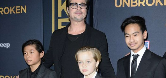Brad Pitt consigue la custodia compartida