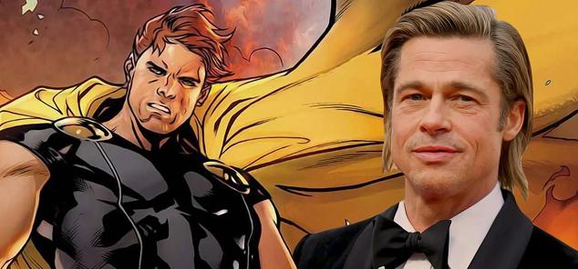 Brad Pitt podría ser el próximo Superhéroe