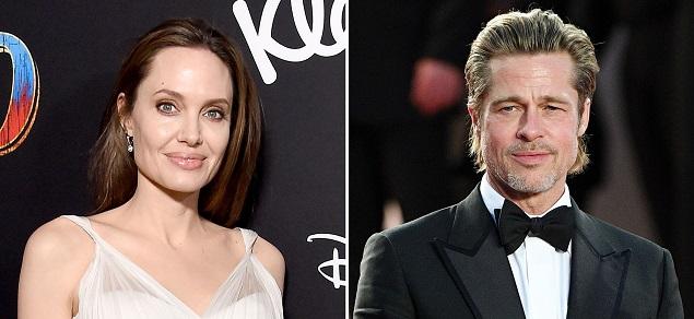 Brad Pitt, vacaciones de verano en Nuevo México con sus hijos y... Angelina