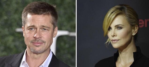 Brad Pitt y Charlize Theron es la nueva pareja de Hollywood?
