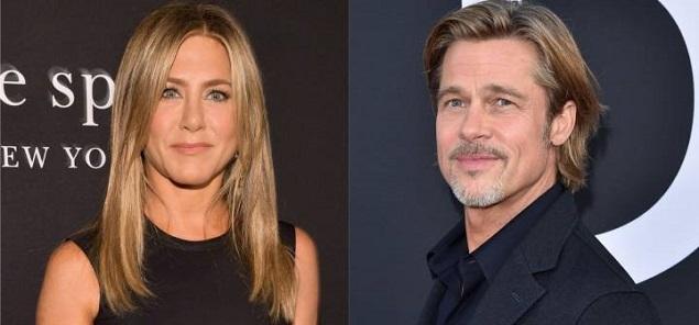 Brad Pitt y Jennifer Aniston se reúnen en un nuevo proyecto