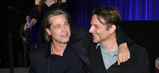 Brad Pitt y un emotivo agradecimiento
