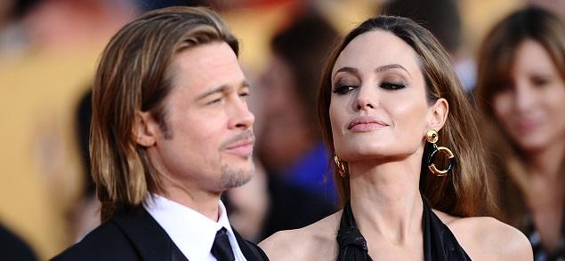 ¿Brad y Angelina se reconciliaron?