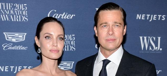 Brad y Angelina vuelven a ser oficialmente solteros