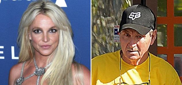 Britney Spears en una clínica psiquiátrica, devastada por la enfermedad de su padre