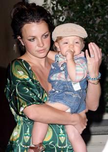 Britney ya puede ver a sus hijos.