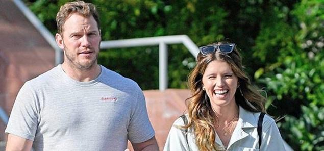 Chris Pratt se casa con la hija de Schwarzenegger