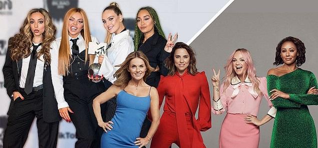 Como será el regreso de las Spice Girls