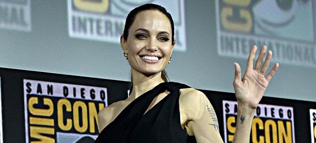 Confirmado: Angelina Jolie se convertirá en superhéroe