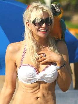 La nueva Courtney Love.