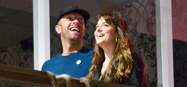 Dakota Johnson y Chris Martin vuelven a estar juntos