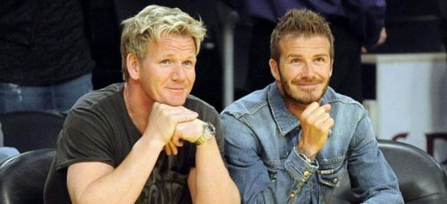 David Beckham incursiona en un nuevo rubro