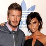 Los Beckham esperan una niña.