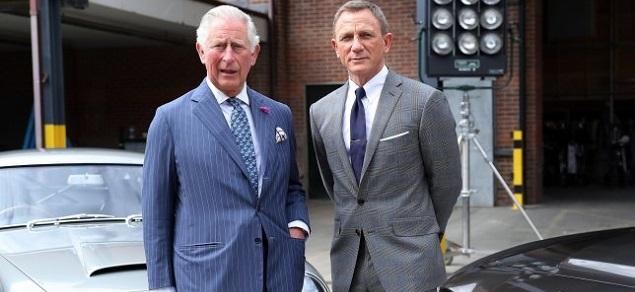 De la realeza al set de James Bond