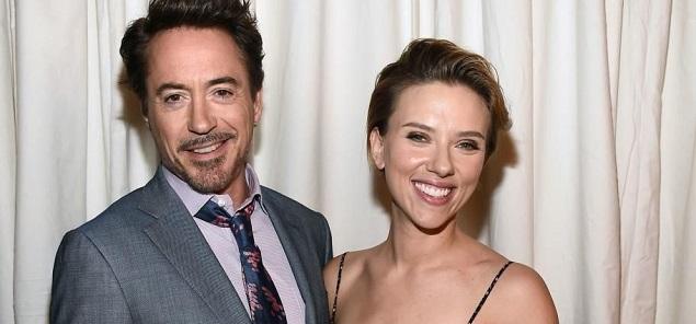 De Scarlett Johansson a Robert Downey jr.: quienes son las estrellas mejor pagadas de la década