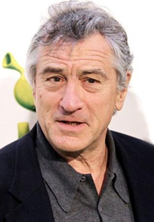Robert De Niro planea su retiro.
