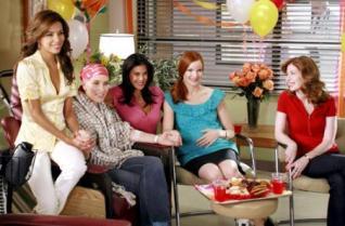 Quinta temporada de Desperate Housewives.