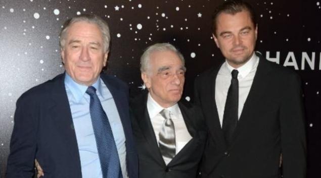 DiCaprio y De Niro ofrecen una parte en su próxima película a cualquiera que haga una donación contra el virus