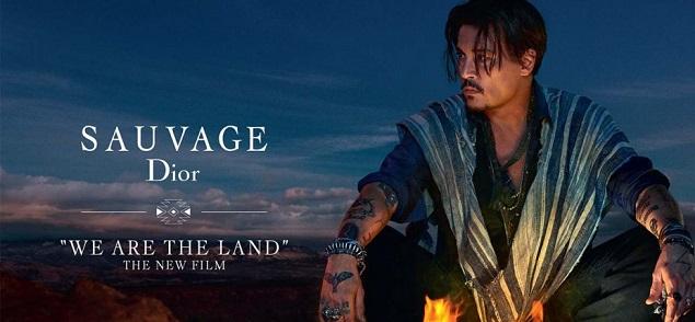 Dior cancela una campaña con Johnny Depp tildada de racista