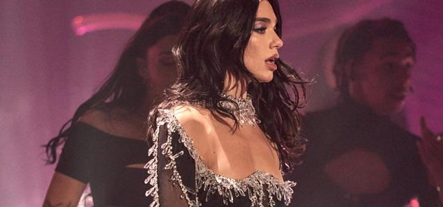 Dua Lipa record absoluto: su live supera los 5 millones de streams