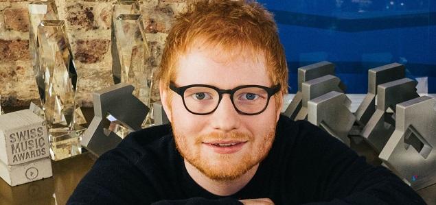 Ed Sheeran, artista de la década en el Reino Unido