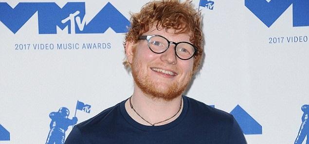 Ed Sheeran: se llevó a casa un premio que habían ganado los One Direction