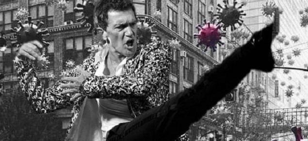 El anuncio de Antonio Banderas: ''Estoy curado del Covid''