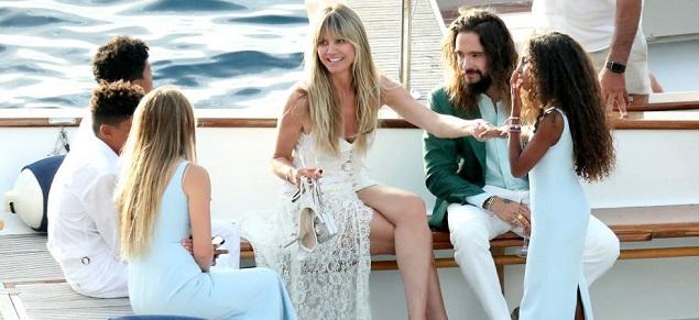 El casamiento de Heidi Klum y Tom Kaulitz
