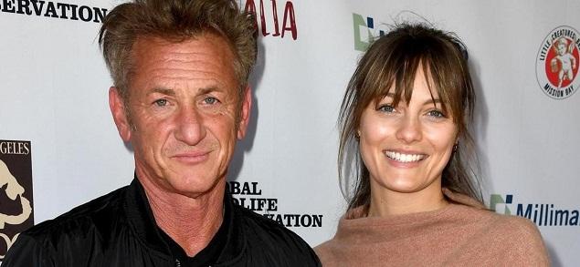 El casamiento de Sean Penn y Leila George