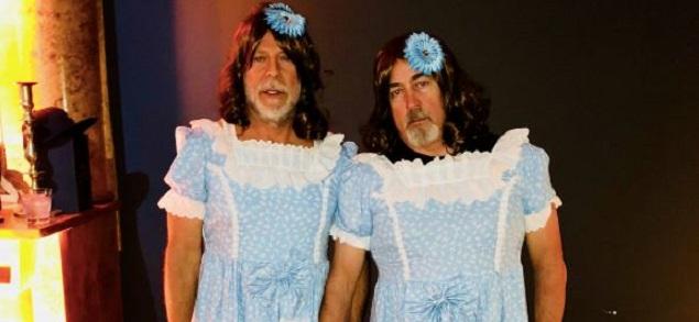 El disfraz de Halloween más aterrador (e hilarante fue el de Bruce Willis