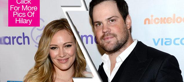 El divorcio de Hilary Duff
